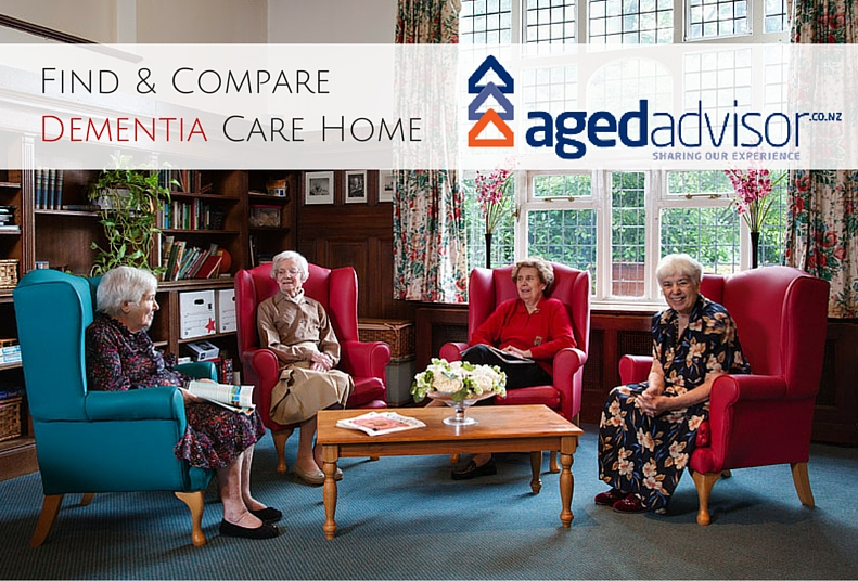 Dementia Care Reviews at aged advisor nz