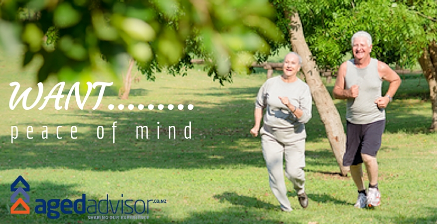 Peace of Mind in retirement villages