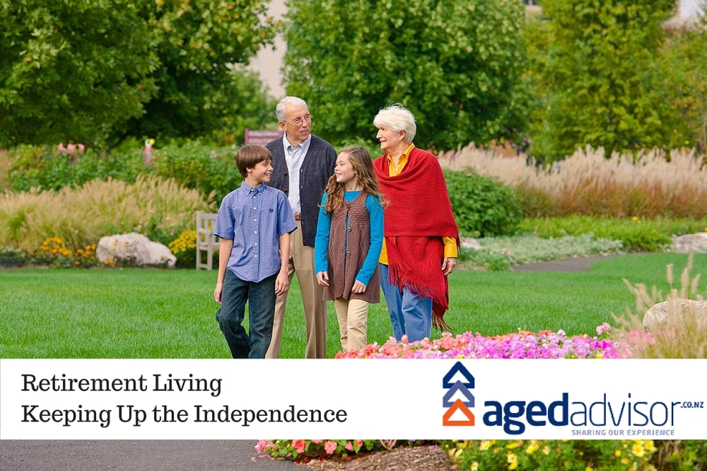 retirement living communities in new zealand