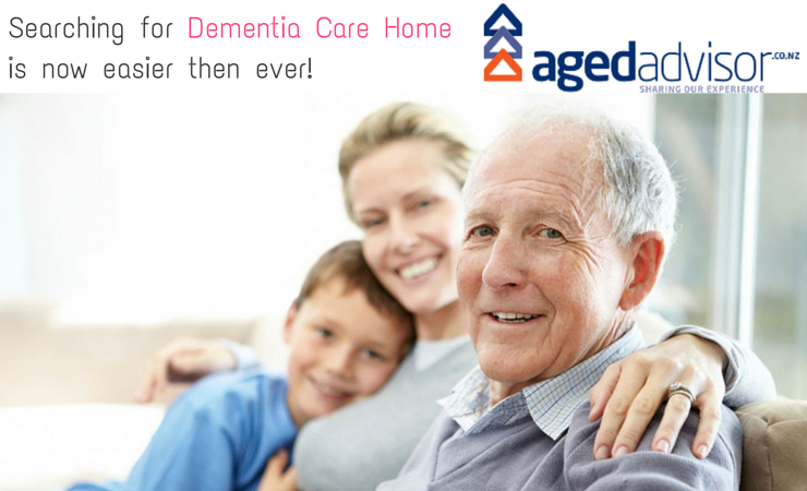 Dementia Care Home Aged Advisor
